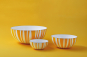 Gelbe Salatschüssel. Bild 3