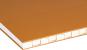 Großes Skizzenbuch mit Blanko-Seiten, braun. Koptische Bindung. Bild 3