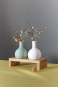 KPM Vase »Bulb«, weiß. Bild 3