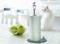 Küchenrollenhalter »Vogel & Katze«, grau. Bild 3