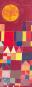 Kunst-Liegestuhl Paul Klee »Burg und Sonne«. Bild 3