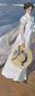 Liegestuhl mit Armlehnen Joaquín Sorolla »Spaziergang entlang der Küste«. Bild 3