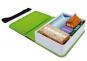 Lunchbox »Buch«, neongrün. Bild 3