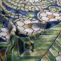MET-Schal »Tiffany Mosaik«. Bild 3