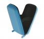 Moleskine Etui / Hardcase-Hülle, blau, klein. Bild 3
