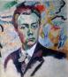 Puzzle Robert Delaunay »Kreisformen«. Bild 3