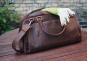 Reisetasche »Antik«. Bild 3