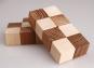 Schachbrett »Puzzle« aus Ahorn und Akazie. Bild 3