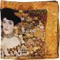 Seidentuch Gustav Klimt »Adele«, gold. Bild 3