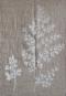 Tischläufer Leinen »Blättermotiv«, naturfarben. Bild 3