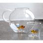 Trinkglas »Fisch«. Bild 3