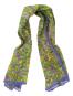 Tuch »Klimts Streublumen«. Bild 3
