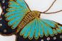 Anhänger Zarikunst »Schmetterling«. Bild 4