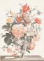 Briefpapierblock »Florale Gravuren«. DIN A5. Bild 4