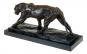 Bronzefigur Rembrandt Bugatti »Panther im Lauf«. Bild 4