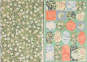 Geschenkpapier-Buch »William Morris«. Bild 4