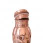 Kleine Wasserflasche aus Kupfer »Diamant«. Bild 4