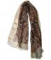 Schal aus Seide »Klimt«, taupe. Bild 4