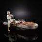Star Wars. The Black Series. Luke Skywalker und sein X-34 Landspeeder. Bild 4