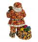 Weihnachtsmann aus Mosaik. Bild 4