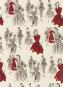 Geschenkpapier »Mode der 1950er-Jahre«. Bild 5