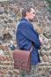 Herren Umhängetasche »Hunting Bag«. Bild 5