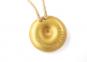 Kleiner Kettenanhänger aus Echtgold. Bild 5