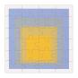 MoMA Josef Albers Holzpuzzle-Set. 6 Puzzle in einer Box. Bild 5