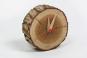 Uhr aus Baumscheibe »Tischuhr Baumscheibe«. Bild 5