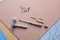 Messing Hammer mit Schraubenschlüsseln. Bild 6