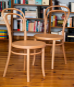 Caféhausstühle aus Bugholz »A-14«, 2er Set. Bild 7