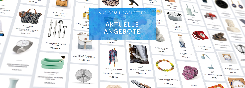 Aktuelle Angebote Kunst & Design