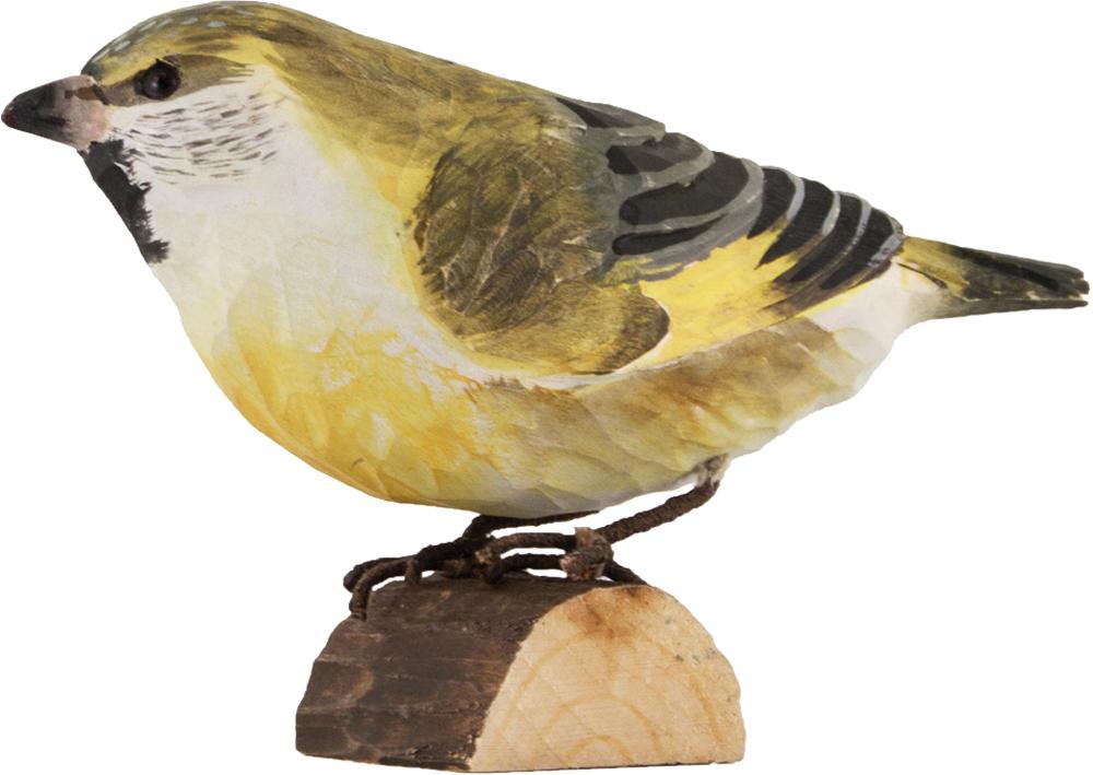 Vögel Tischläufer Stieglitz Berry Pattern